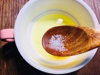 创新营养宝宝辅食雪耳水蒸蛋,适用一岁以上宝宝,只需要加一点点盐,小半克