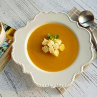 感恩节—南瓜汤