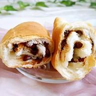 最爱面包+蜜豆面包