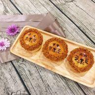 最愛面包+ 肉松起司獅子面包