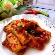 川辣紅燒豆腐