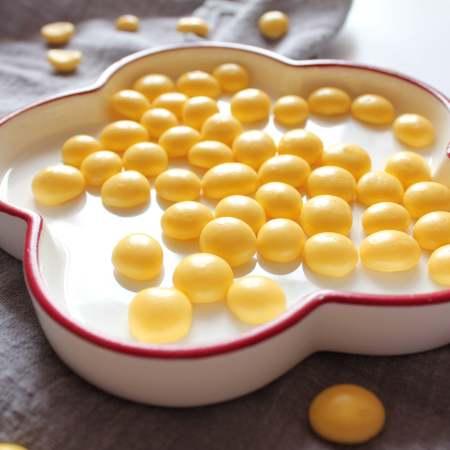 蛋黄溶豆(适合8个月以上的宝宝)