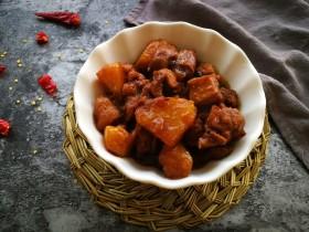 #圆土豆#红烧鸭腿炖土豆