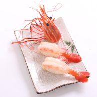 自制手握牡丹虾寿司