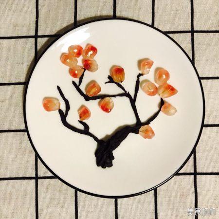 石榴籽梅花