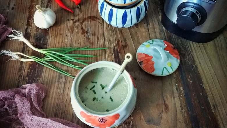 麻油鲫鱼浓汤