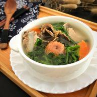 陈肾西洋菜猪骨汤