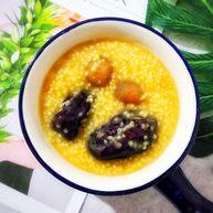 暖冬系列之最养人的红枣桂圆小米粥