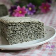 补钙的黑芝麻蛋糕