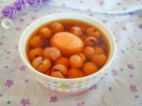 百变鸡蛋+桂圆鸡蛋糖水