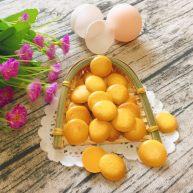 百变鸡蛋+蛋黄溶豆
