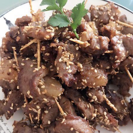 牙签肉(牛肉)