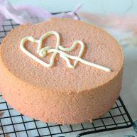 红丝绒+戚风蛋糕