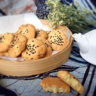 宫廷桃酥(植物油版)
