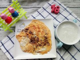 揭陽市+蘿卜干煎蛋