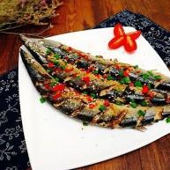 福州+香煎秋刀鱼
