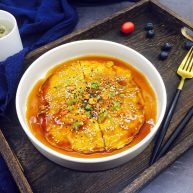 廚房挑戰 葷菜 鍋塌鮮蝦皮