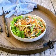 厨房挑战 荤菜 绿豆芽炒鲜虾皮(雪虾)