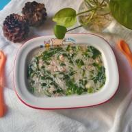 蒜香西洋菜面汤