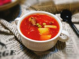 猪骨红菜汤