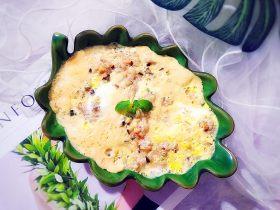 杭帮菜系列之香菇肉糜炖蛋