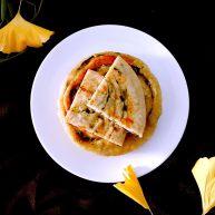 燕麦葱油饼,吃出营养新高度