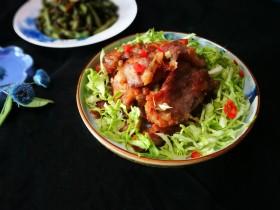 厨房挑战+荤菜~炸酥肉片