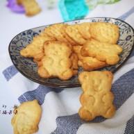 童趣动物饼干