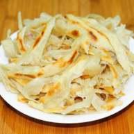 葱油手抓饼 上班族的快手美味早餐 附葱油的熬制方法 超详细