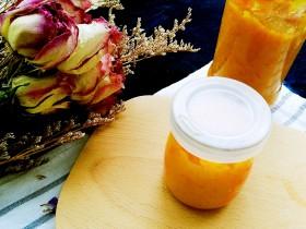 橙子果酱 化痰消食防感冒