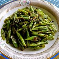 橄榄菜豆角