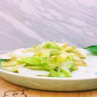 厨房挑战+素菜+清新大白菜