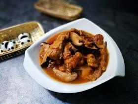 地方美食家里吃之河南小酥肉