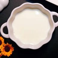撞个牛奶~姜汁撞奶