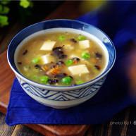海参豆腐羹