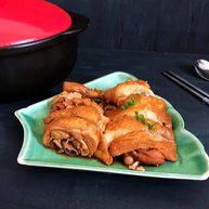 砂锅版豉油皇鸡