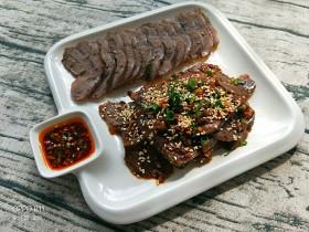 经典卤牛肉之凉拌牛肉