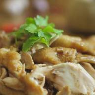 普宁豆酱焖鸡