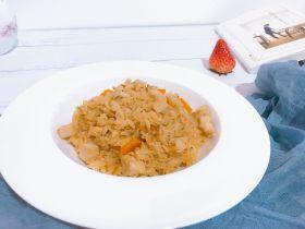 鸡肉蘑菇饭(电饭煲)