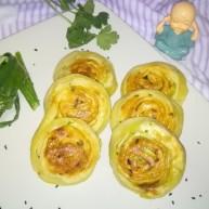 葱油饼(快速发面葱油饼)