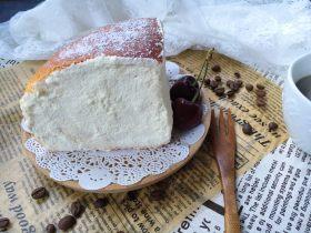 奶酪系列之:雪顶奶酪包