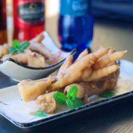 虾油卤鸡爪