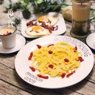 浅湘食光&鸡蛋蕾丝饼