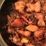 梅干菜烧五花肉