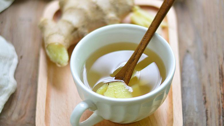 蜂蜜生姜茶