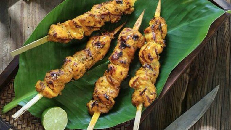 马来西亚烤肉串