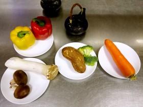 大虾蔬菜天妇罗