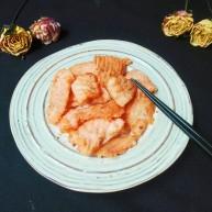 椒香洋葱三文鱼排
