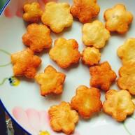 糯米粉土豆咸饼