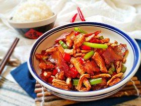 湘味萝卜干炒腊肉